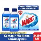 Marc Çamaşır Makine Temizleyicisi 250 ml 2 li paket
