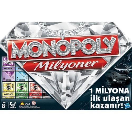 Monopoly Milyoner 98838 - E. L. James