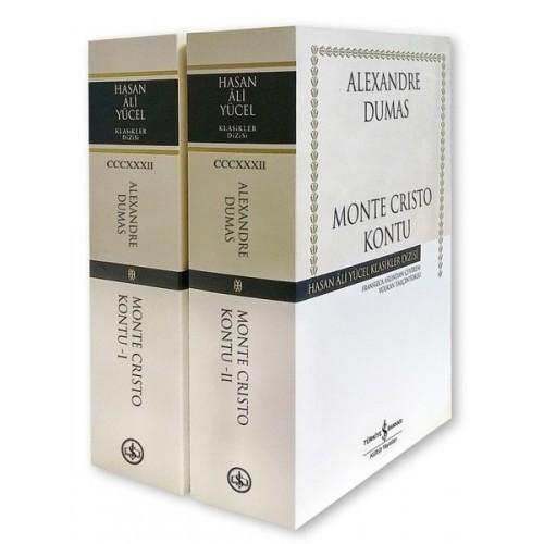 Monte Cristo Kontu (2 Kitap Takım) - Alexandre Dumas