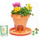 My Fairy Garden Lilypad Peri Saksı Seti FG003