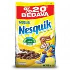 Nesquik Çikolatalı Kahvaltılık Gevrek 875 Gr