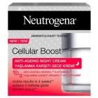Neutrogena Cellular Boost Yaşlanma Karşıtı Gece Kremi 50 ml