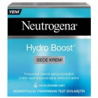 Neutrogena Hydro Boost Gece Kremi 50 ml