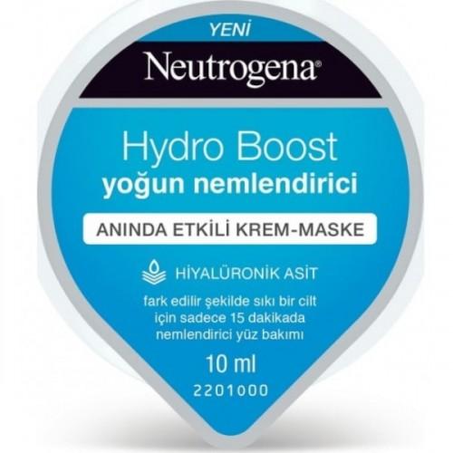 Neutrogena Hydro Boost Yoğun Nemlendirici Krem Maske 10 ml