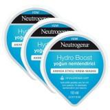 Neutrogena Hydro Boost Yoğun Nemlendirici Krem Maske 10 ml x 3 Adet