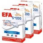 New Life Efa S 1200 Balık Yağı 45 Kapsül x 3 Adet