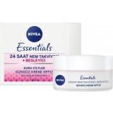 Nivea Essentials 24 Saat Nem + Besleyici Gündüz Kremi 50 ml
