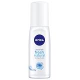 Nivea Fresh Natural Kadın Deodorant Sprey 75 ml