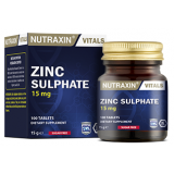 Nutraxin Zinc Sulphate 15 mg 100 Tablet