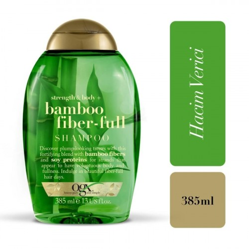 Ogx Bamboo Fibers Şampuan 385 ml