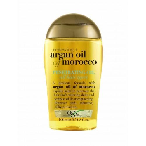 Ogx Kuru ve Sertleşmiş Saçlar İçin Yenileyici Extra Argan Yağı 100 ml