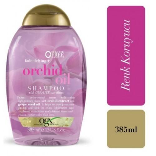 Ogx Renk Koruyucu Orchid Oil Şampuan 385 ml