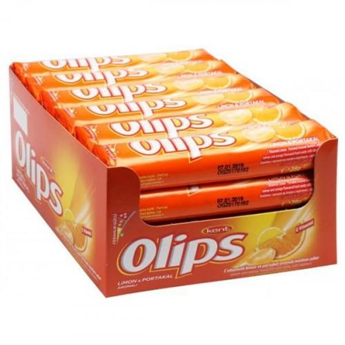 Olips Stick Limon Portakal 28 gr x 24 Adet