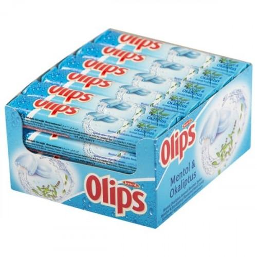 Olips Stick Mentol Okaliptus 28 gr x 24 Adet