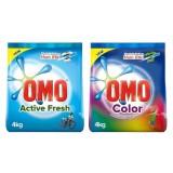 Omo Active Fresh 4 kg + Omo Color 4 kg