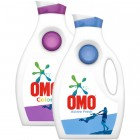 Omo Sıvı Deterjan Active Fresh 1950 ml + Color 1950 ml
