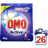 Omo Toz Çamaşır Deterjanı Active 4 kg