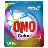 Omo Toz Çamaşır Deterjanı Color 1.5 Kg