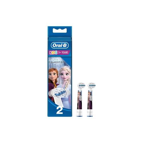 Oral-B Stages Power Frozen Diş Fırçası Yedeği 2 li