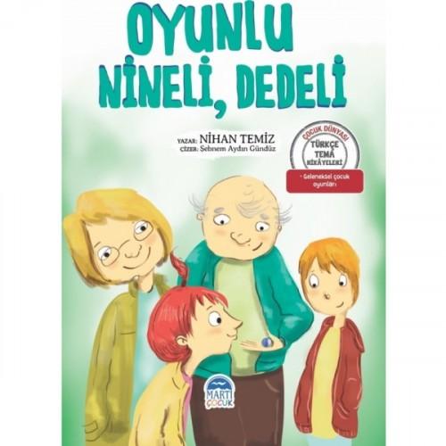 Oyunlu Nineli Dedeli - Nihan Temiz