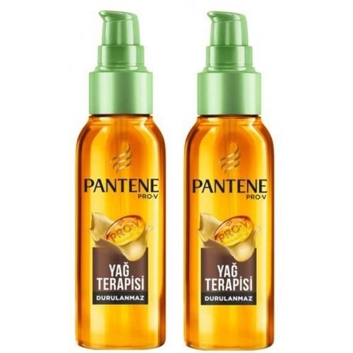 Pantene Doğal Sentez Saç Bakım Serumu Argan Yağlı Elixir 100 ml x 2 Adet
