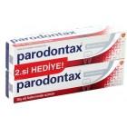 Parodontax Beyazlatıcı Diş Macunu 50 ml (2. si Hediye)
