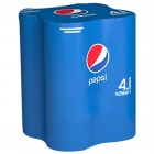 Pepsi Cola Kutu 4x250 ml