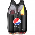 Pepsi Max Cola Pet 4x1 lt