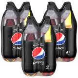 Pepsi Max Cola Pet 4x1 lt x 3 Adet