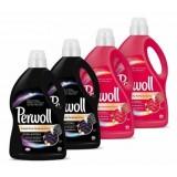 Perwoll Çamaşır Deterjanı Siyahlar + Renkliler İçin 3 lt (4 lü Set)
