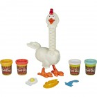 Play-Doh Çılgın Tavuk Oyun Hamuru Seti E6647