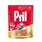 Pril Gold Bulaşık Makinesi Deterjanı 54 Tablet