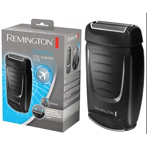 Remington TF70 Dual Foil Seyahat Tıraş Makinesi