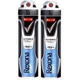 Rexona Men Deodorant Sprey Invısıble Ice Fresh 150 ml x 2 Adet