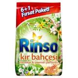 Rinso Matik Toz Deterjan Kır Bahçesi 7 Kg