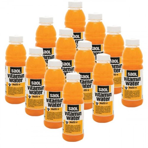 Saol Vitamin Water Multi-V 500 ml x 12 Adet