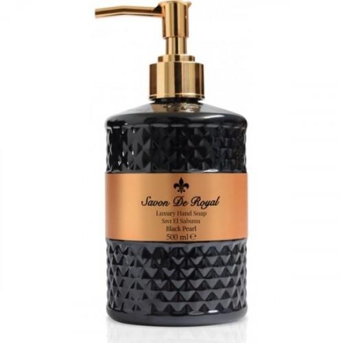 Savon De Royal Black Pearl Sıvı El Sabunu Siyah İnci 500 ml