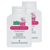 Sebamed Şampuan Hergün Kullanım 400 ml x 2 Adet