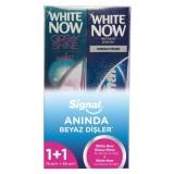 Signal Diş Macunu Glossy Shine 75 ml + White No 50 ml