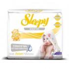 Sleepy Islak Havlu Sensitive 50 li (3lü Fırsat Paketi)