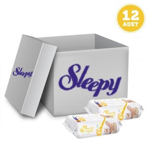 Sleepy Islak Havlu Sensitive 90 lı x 12 Adet