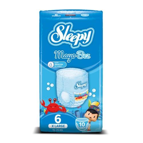 Sleepy Mayo Bez XL 6 No 10 lu
