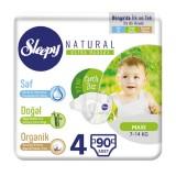 Sleepy Natural Bebek Bezi Maxi 4 No 30 lu x 3 Adet