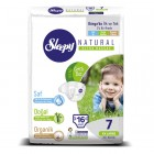 Sleepy Natural Bebek Bezi XX Large 7 No 16 lı