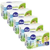 Sleepy Natural Külot Bez Maxi 4 No 30 lu x 5 Adet