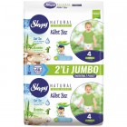 Sleepy Natural Külot Bez Maxi 4 No 30 lu x 2 Adet