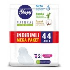 Sleepy Natural Ultra Hassas Uzun Mega Paketi 44 lü