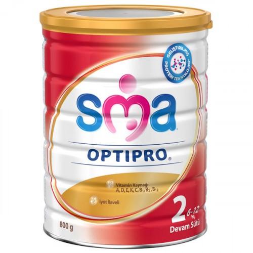 SMA 2 Optipro Devam Sütü 800 gr