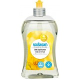 Sodasan Elde Bulaşık Deterjanı Limon 500 ml