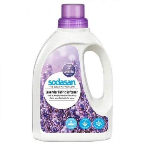 Sodasan Organik Çamaşır Yumuşatıcısı Lavanta 750 ml